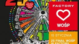 Roztańczona Orkiestra w Factory Wrocław Styl życia, LIFESTYLE - Już w niedzielę 15 stycznia Factory Wrocław razem ze studiem tańca Drugie Piętro, jako oficjalni partnerzy 25. Finału Wielkiej Orkiestry Świątecznej Pomocy w stolicy Dolnego Śląska, zapraszają na pokazy taneczne połączone z kwestą na rzecz Fundacji Jurka Owsiaka