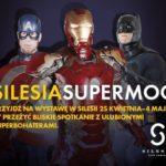 Świat kultowych superbohaterów w Silesia City Center
