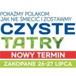 Nowy termin finału Czyste Tatry 2019