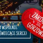 Największe świecące serce z ludzi powstanie w Gorzowie i ustanowi Rekord Polski