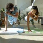 Jak wpasować ćwiczenia w swój harmonogram pracy w domu